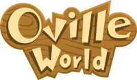 Oville World Educational Games for Children Logo